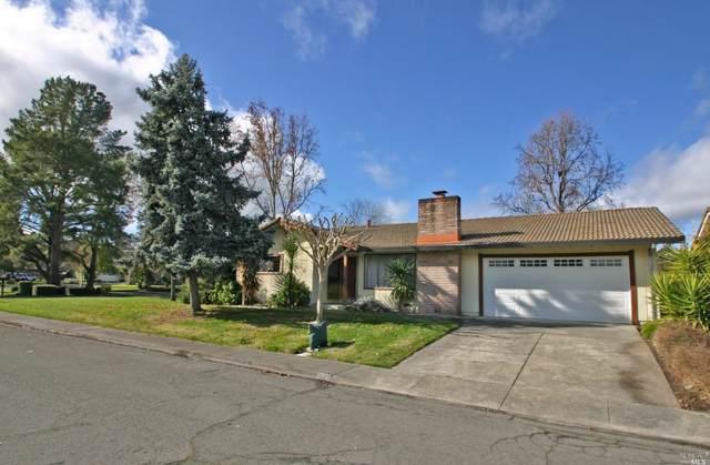 22 Vineyard Circle, Sonoma, CA 95476 (#22001335) :: Lisa Perotti | Zephyr Real Estate