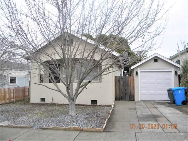 1608 Sutter Street, Vallejo, CA 94590 (#22001345) :: RE/MAX GOLD