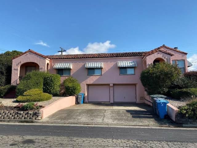 146-144 Bayview Avenue, Vallejo, CA 94590 (#22001398) :: RE/MAX GOLD