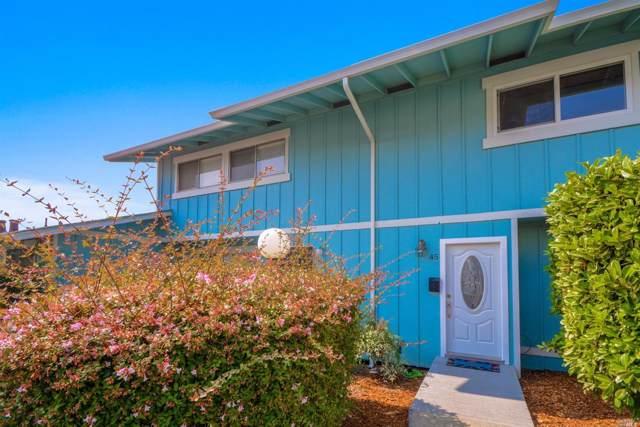 125 Sunset Court #45, Benicia, CA 94510 (#22001399) :: Rapisarda Real Estate