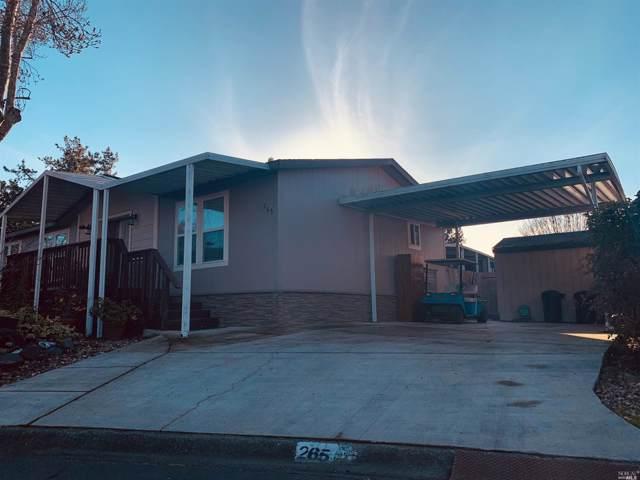 265 Spanish Flag Way, Sonoma, CA 95476 (#22001453) :: Lisa Perotti | Zephyr Real Estate