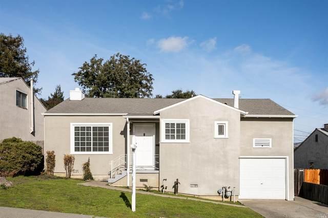 158 Hill Drive, Vallejo, CA 94590 (#22001477) :: Rapisarda Real Estate