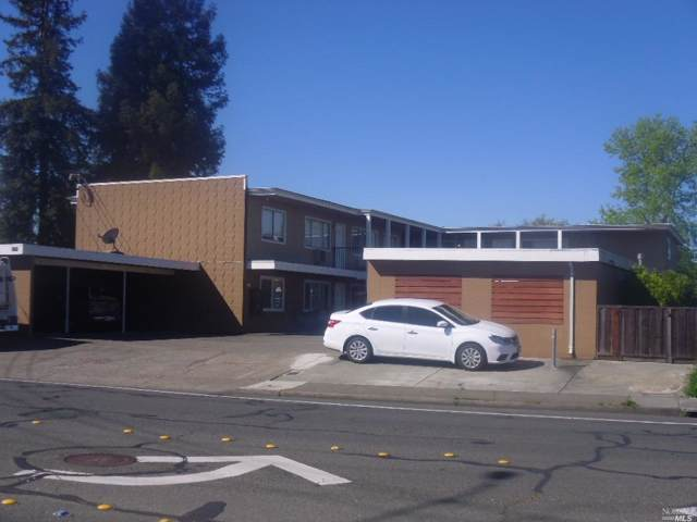 1575 Yulupa Avenue #8, Santa Rosa, CA 95405 (#22001506) :: Lisa Perotti | Zephyr Real Estate
