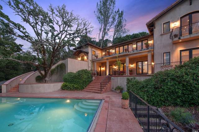 2470 Spring Mountain Road, St. Helena, CA 94574 (#22001519) :: Hiraeth Homes