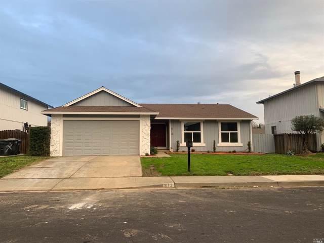 813 Bobolink Court, Suisun City, CA 94585 (#22001532) :: Lisa Perotti | Zephyr Real Estate