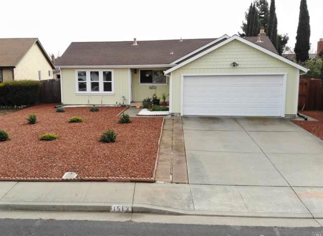 1513 El Morro Lane, Suisun City, CA 94585 (#22001538) :: W Real Estate | Luxury Team