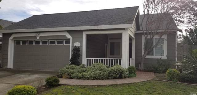 254 Seawind Drive, Vallejo, CA 94590 (#22001594) :: Lisa Perotti | Zephyr Real Estate