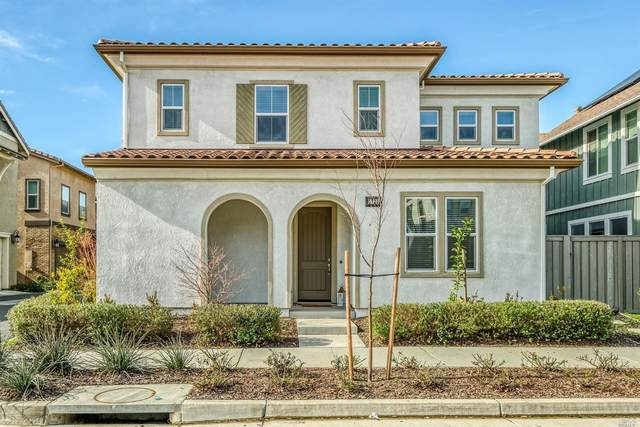 1721 Spring Street, Davis, CA 95616 (#22001661) :: Lisa Perotti | Zephyr Real Estate