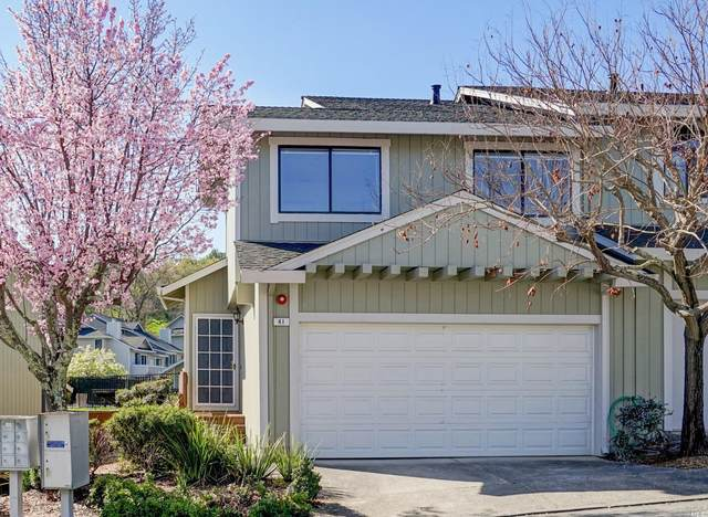 41 Cedarwood Lane, Novato, CA 94947 (#22001697) :: W Real Estate   Luxury Team