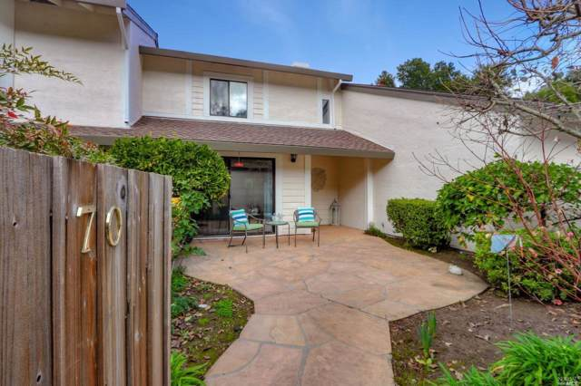 70 Village Circle, San Rafael, CA 94903 (#22001702) :: Intero Real Estate Services