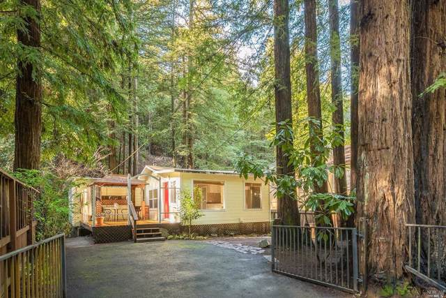 19000 Hidden Valley Road, Guerneville, CA 95446 (#22001710) :: Lisa Perotti | Zephyr Real Estate