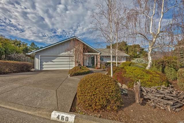 460 Oak Vista Drive, Santa Rosa, CA 95409 (#22001774) :: W Real Estate   Luxury Team