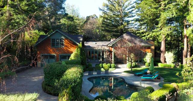 220 Evergreen Drive, Kentfield, CA 94904 (#22001816) :: Rapisarda Real Estate