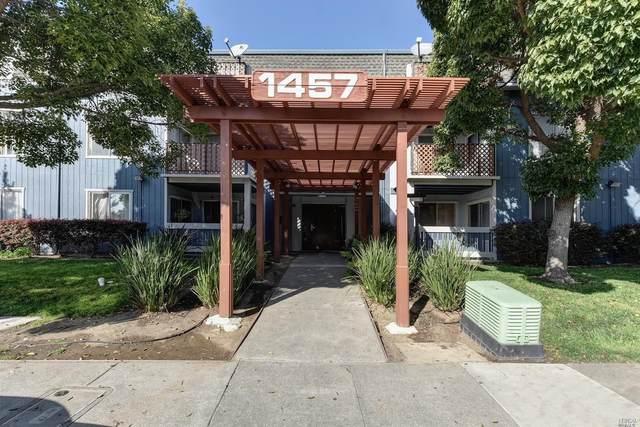 1457 N Camino Alto Drive #120, Vallejo, CA 94589 (#22001819) :: Rapisarda Real Estate