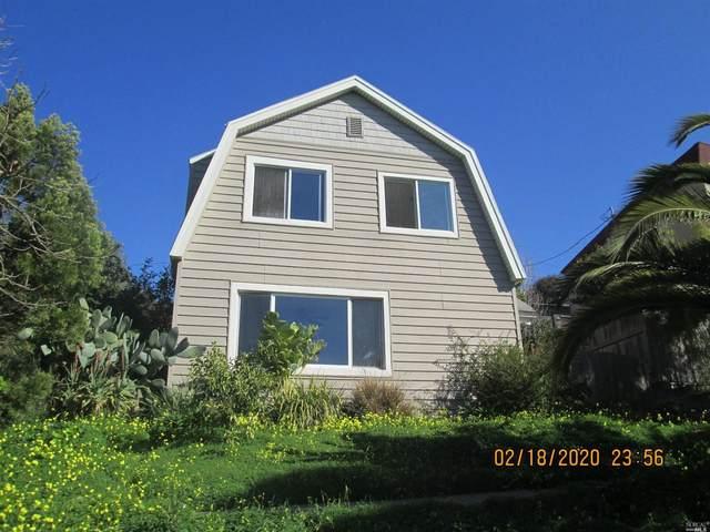 256 B Street, Vallejo, CA 94590 (#22001857) :: Rapisarda Real Estate