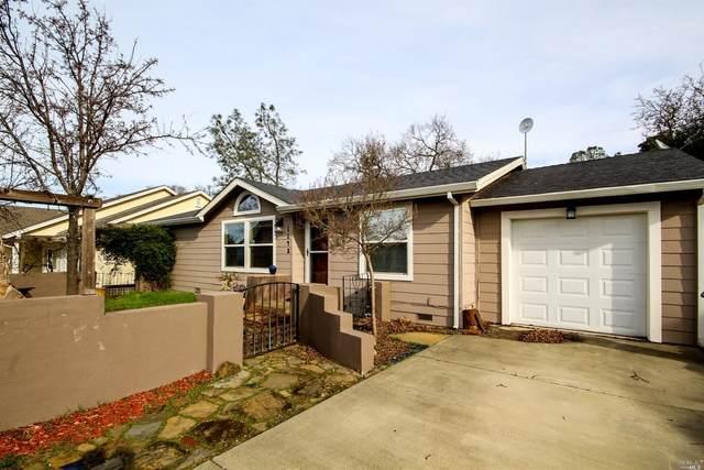 1148 Rimrock Drive, Napa, CA 94558 (#22001859) :: RE/MAX GOLD