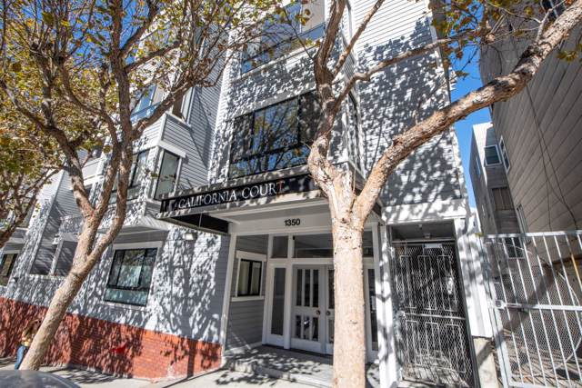1350 California Street #206, San Francisco, CA 94109 (#22001862) :: Rapisarda Real Estate
