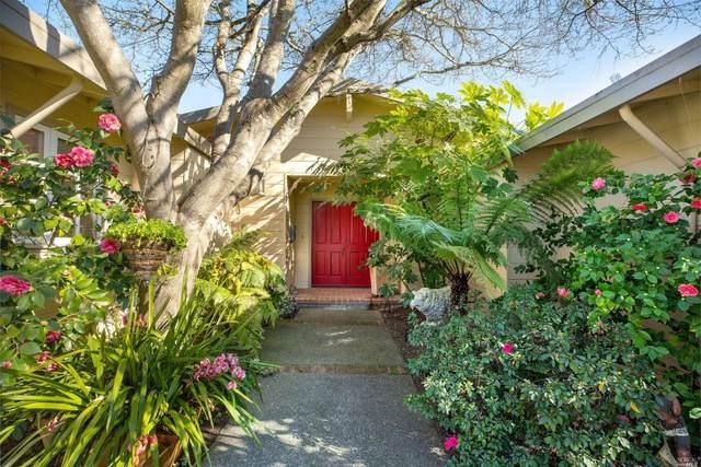 844 Oak Lane, Sonoma, CA 95476 (#22001987) :: Team O'Brien Real Estate