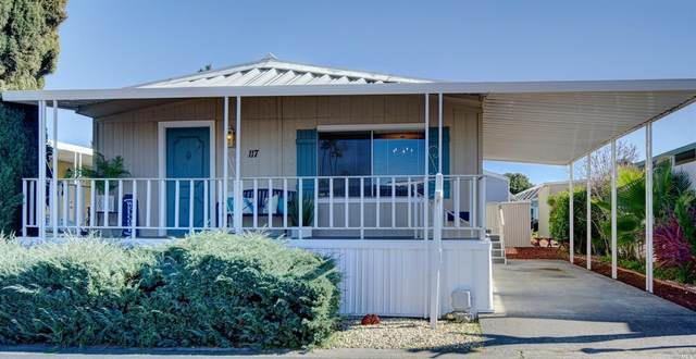 300 E H Street #117, Benicia, CA 94510 (#22002010) :: Rapisarda Real Estate