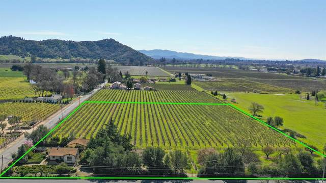 6696 Finnell Road, Yountville, CA 94599 (#22002022) :: W Real Estate | Luxury Team