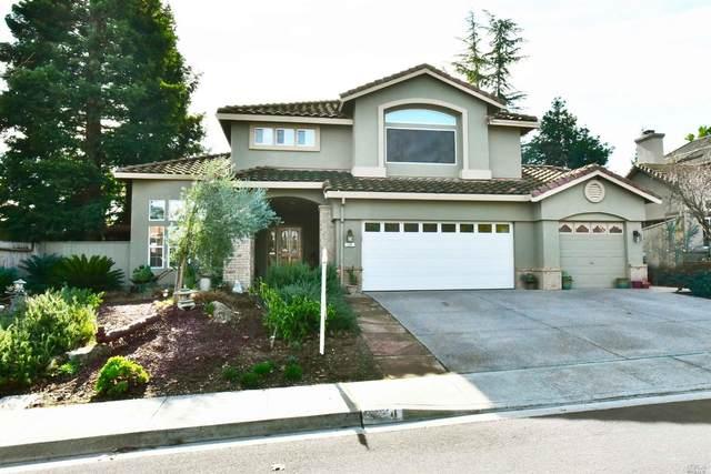 524 Canyon Oak Drive, Vacaville, CA 95688 (#22002049) :: Rapisarda Real Estate