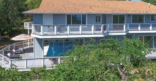 536 Linda Falls Terrace, Angwin, CA 94508 (#22002066) :: Rapisarda Real Estate
