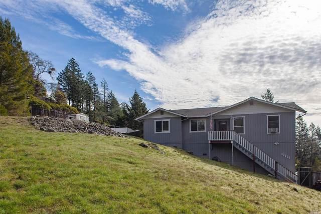 26629 Hawk Drive, Willits, CA 95490 (#22002113) :: Rapisarda Real Estate