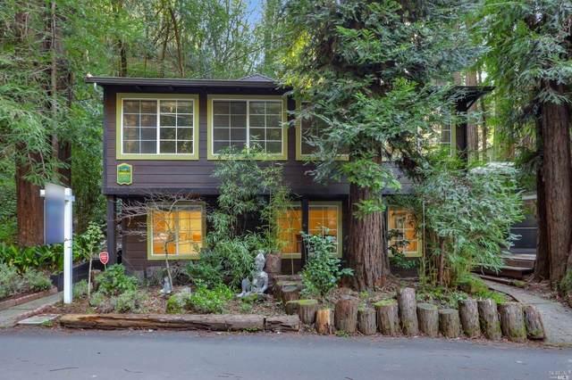 14592 Canyon 1 Road, Guerneville, CA 95446 (#22002247) :: Rapisarda Real Estate