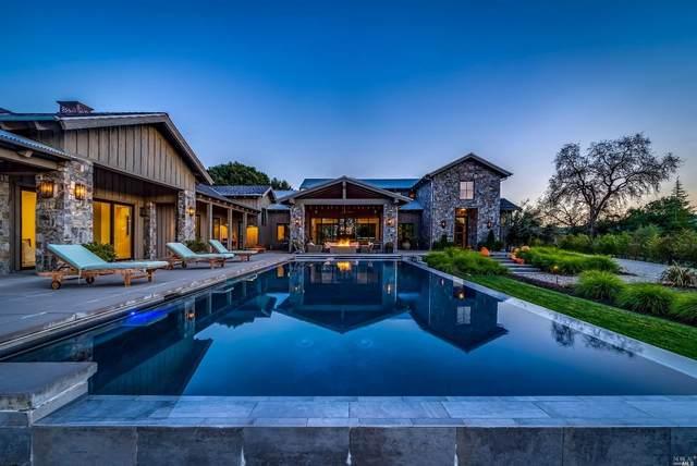 199 Zinfandel Lane, St. Helena, CA 94574 (#22002260) :: Hiraeth Homes