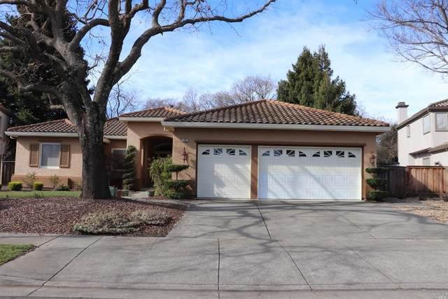 743 Pavilion Drive, Fairfield, CA 94534 (#22002288) :: Rapisarda Real Estate