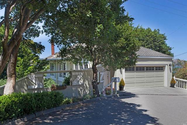 72 Marie Street, Sausalito, CA 94965 (#22002326) :: Team O'Brien Real Estate