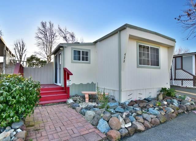 300 Stony Point Road #423, Petaluma, CA 94952 (#22002329) :: Hiraeth Homes