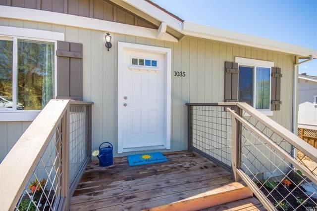 1035 Rimrock Drive, Napa, CA 94558 (#22002333) :: Rapisarda Real Estate