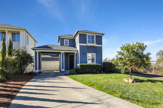 1227 Castellana Lane, Santa Rosa, CA 95404 (#22002339) :: Lisa Perotti   Zephyr Real Estate