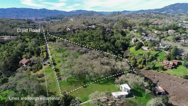 260 Crest Road, Novato, CA 94945 (#22002376) :: Intero Real Estate Services