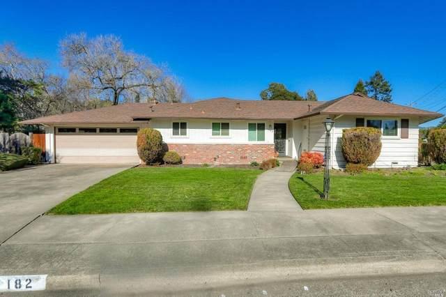 182 Webb Drive, Santa Rosa, CA 95405 (#22002395) :: Lisa Perotti   Zephyr Real Estate
