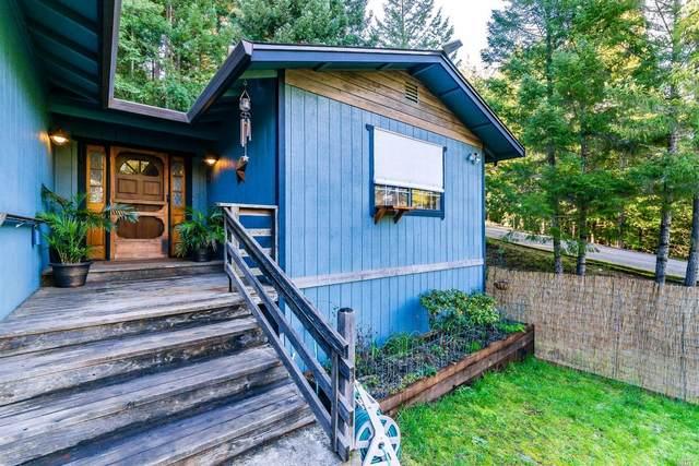 1799 Ponderosa Road, Willits, CA 95490 (#22002411) :: Rapisarda Real Estate
