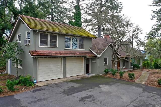 450 Sunset Drive, Angwin, CA 94508 (#22002427) :: Rapisarda Real Estate