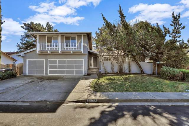 1437 Shelby Drive, Fairfield, CA 94534 (#22002441) :: Rapisarda Real Estate