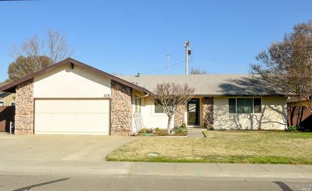 315 Anderson Avenue, Winters, CA 95694 (#22002498) :: Lisa Perotti | Zephyr Real Estate