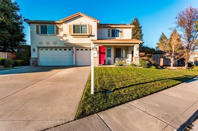 842 Summerbreeze Drive, Vacaville, CA 95687 (#22002515) :: Rapisarda Real Estate