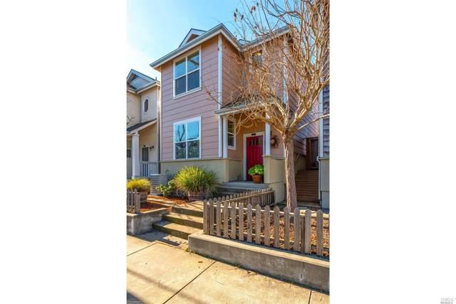 512 Petaluma Avenue, Sebastopol, CA 95472 (#22002534) :: Hiraeth Homes