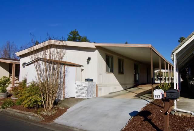 252 Circulo Tierra, Rohnert Park, CA 94928 (#22002582) :: Hiraeth Homes