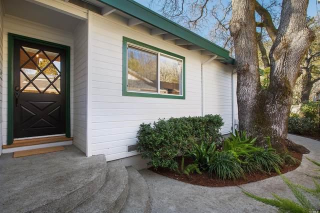 421 Laurel Avenue, San Anselmo, CA 94960 (#22002599) :: Rapisarda Real Estate