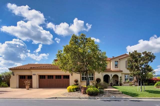 5315 Donald Ridge Court, Fairfield, CA 94534 (#22002641) :: Intero Real Estate Services