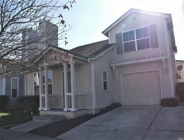 1341 Woodhaven Drive, Santa Rosa, CA 95407 (#22002666) :: Rapisarda Real Estate