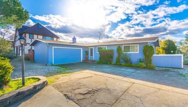 1325 Steele Canyon Road, Napa, CA 94558 (#22002667) :: Rapisarda Real Estate