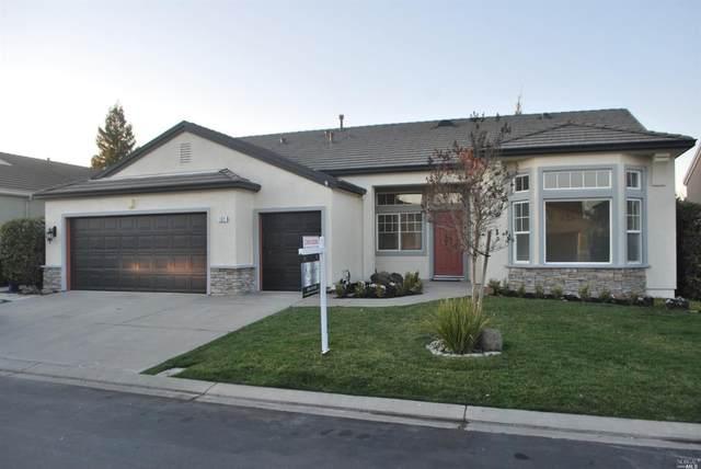 1021 Saint Andrews Drive, Rio Vista, CA 94571 (#22002706) :: Rapisarda Real Estate