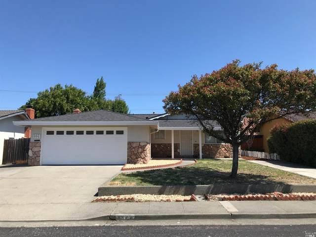 1324 Buckingham Drive, Fairfield, CA 94533 (#22002780) :: Intero Real Estate Services