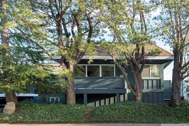 775 S Eliseo Drive #5, Larkspur, CA 94904 (#22002785) :: Hiraeth Homes